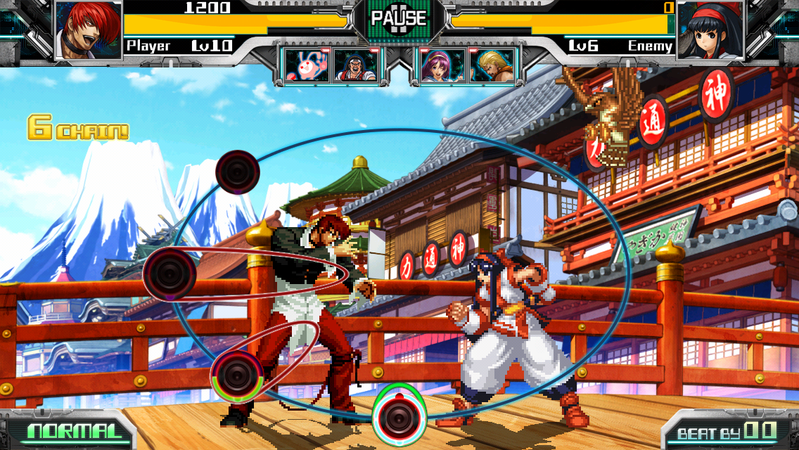 The Rhythm of Fighters Review
