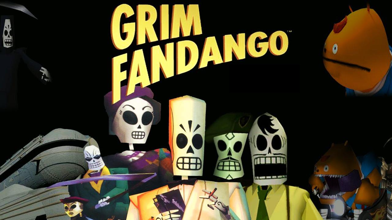 Grim Fandango Steam