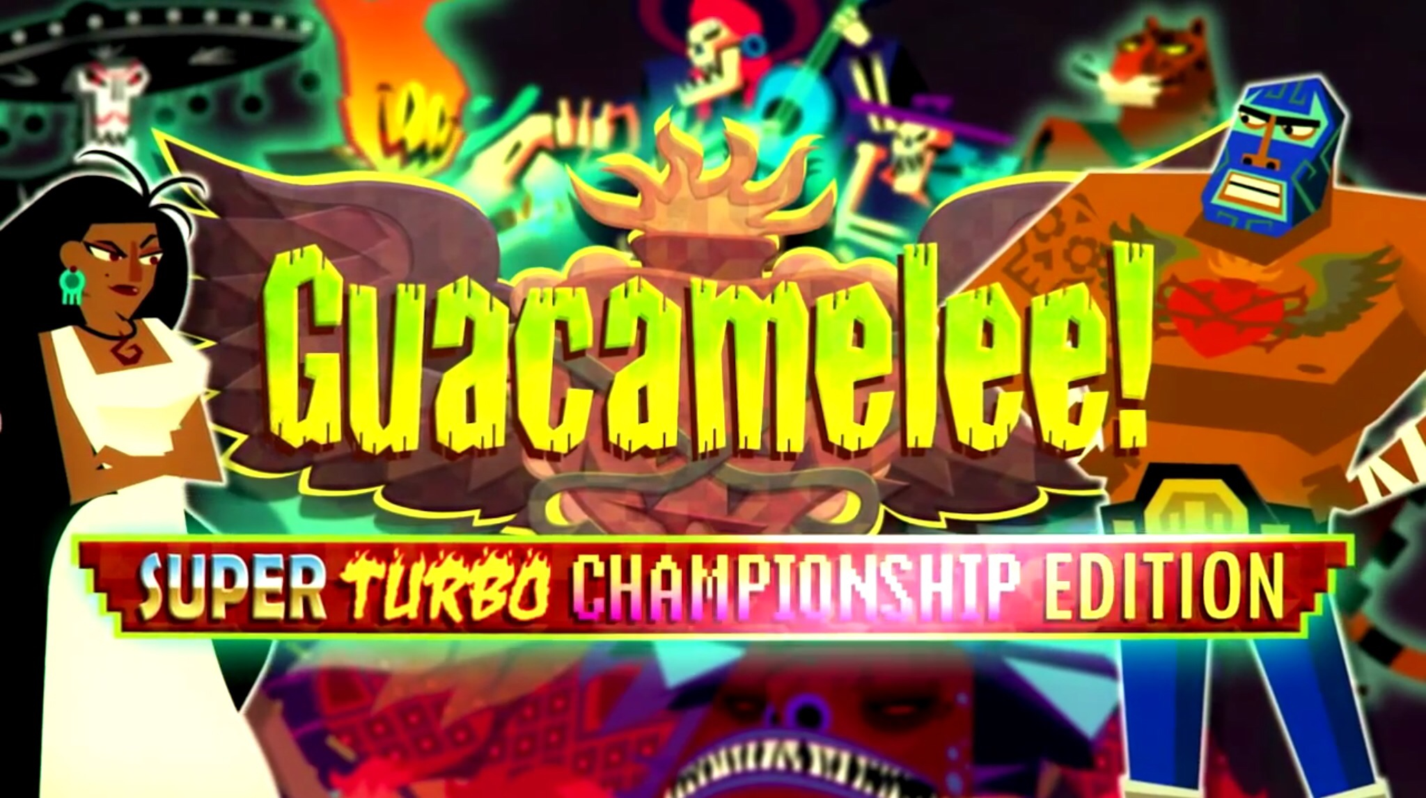 Guacamelee! Super Turbo Championship Edition Test