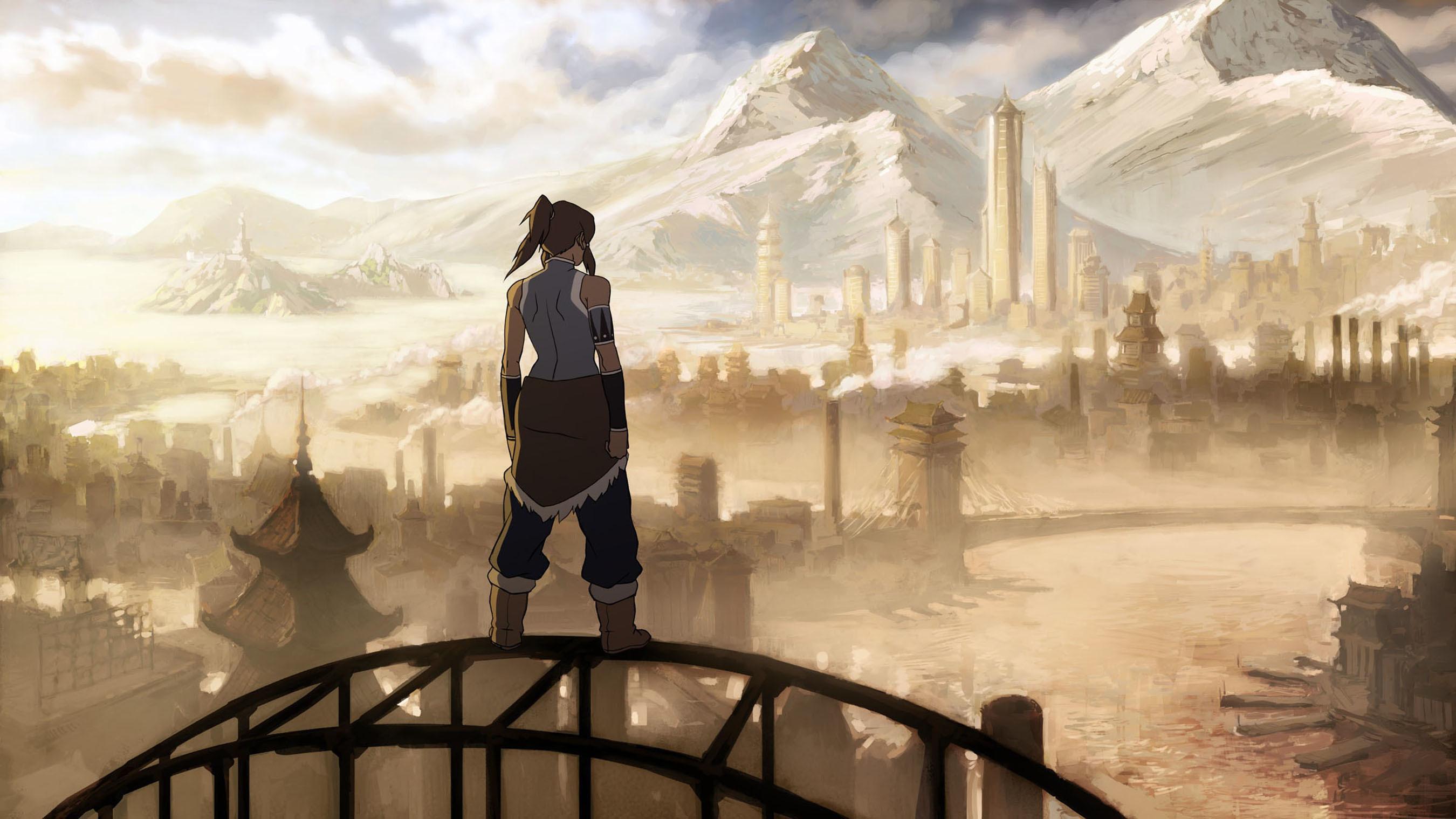 Legend of Korra Platinum Games