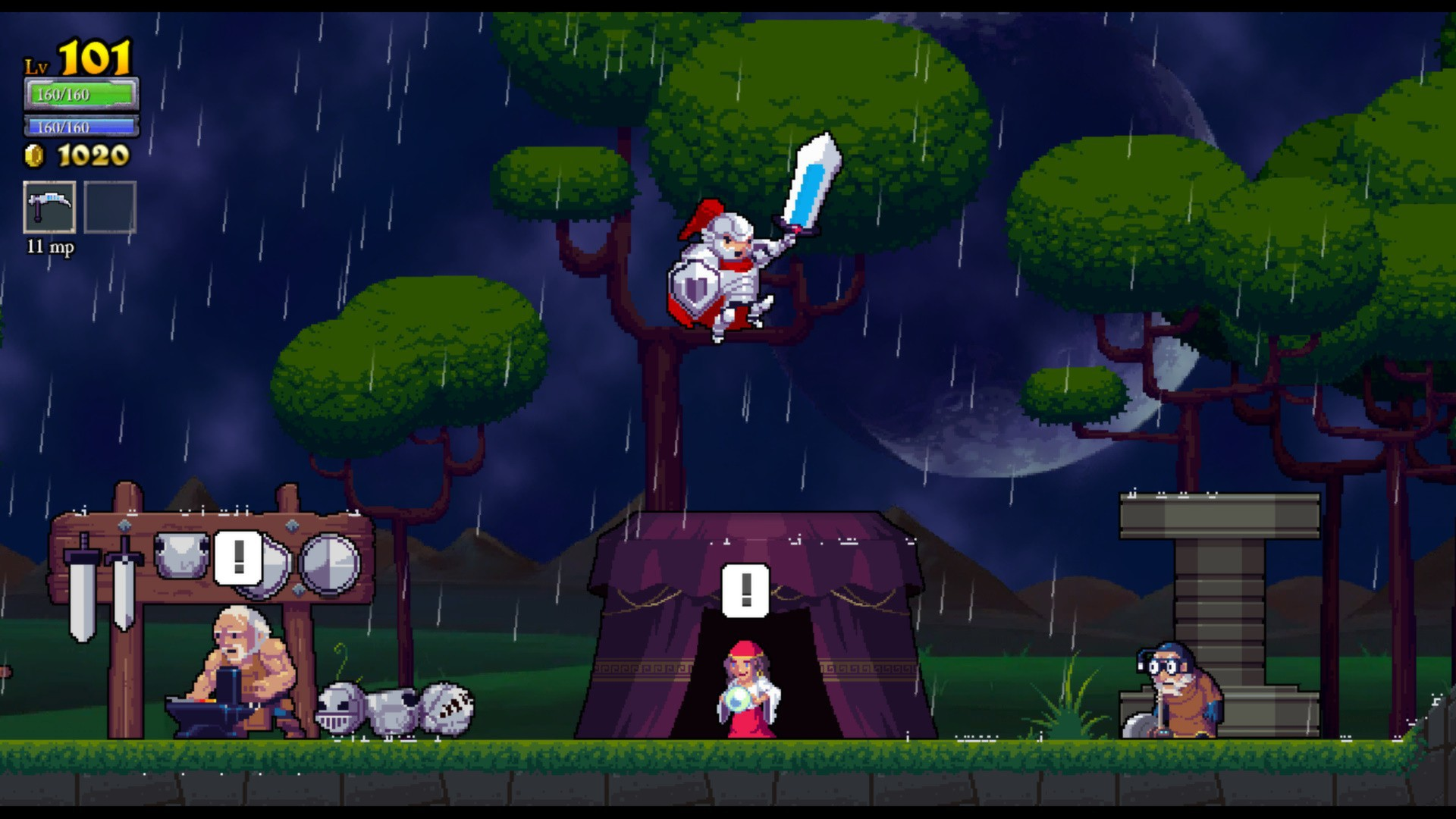 Rogue Legacy PS4 Test