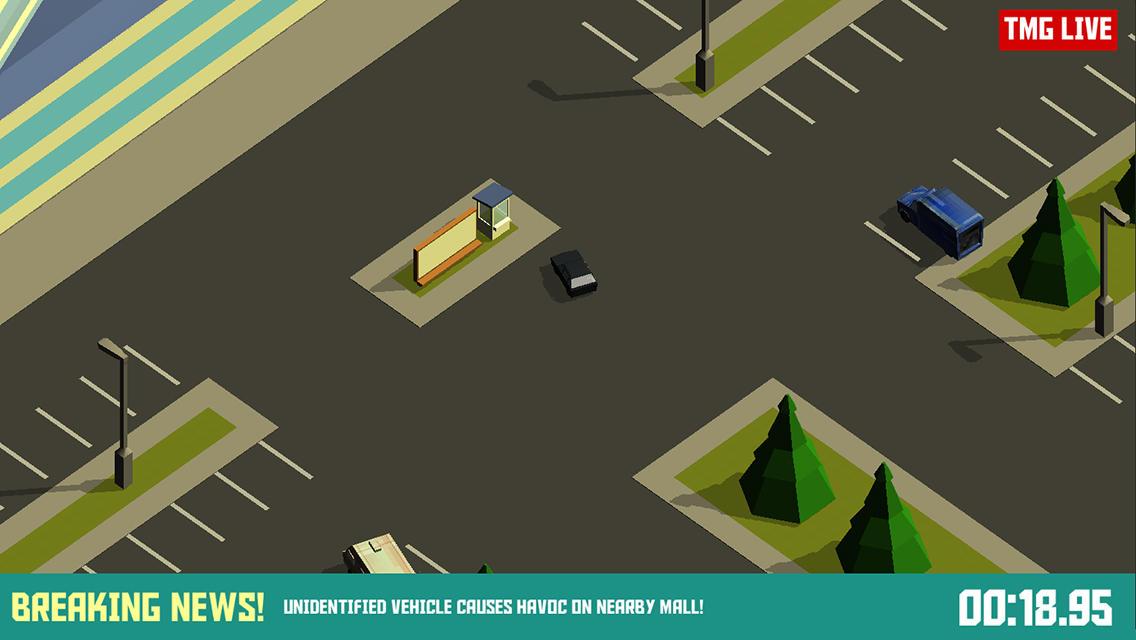 Pako - Car Chase Simulator Test