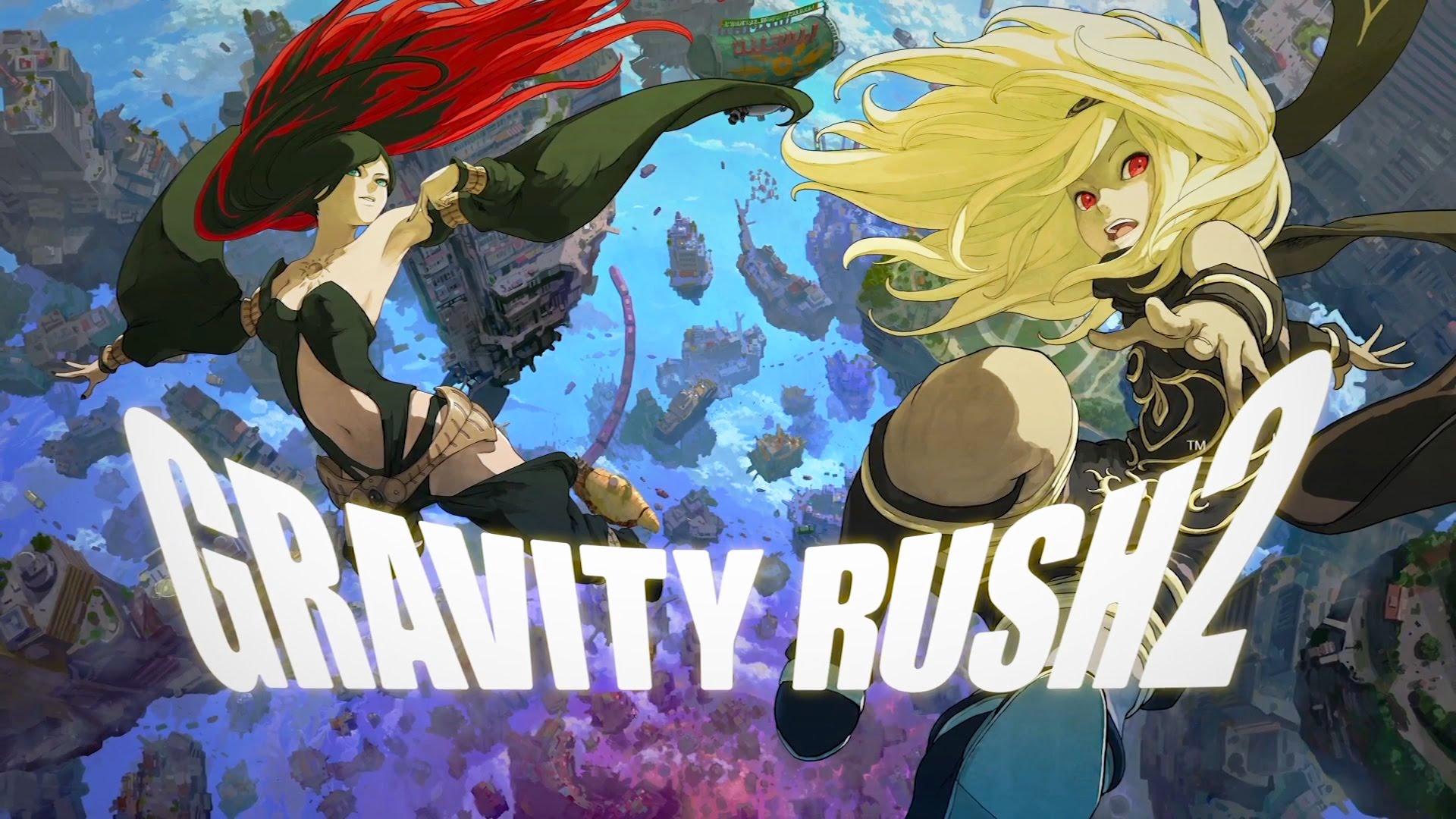Gravity Rush 2, Gravity Rush 2 Test, PS4