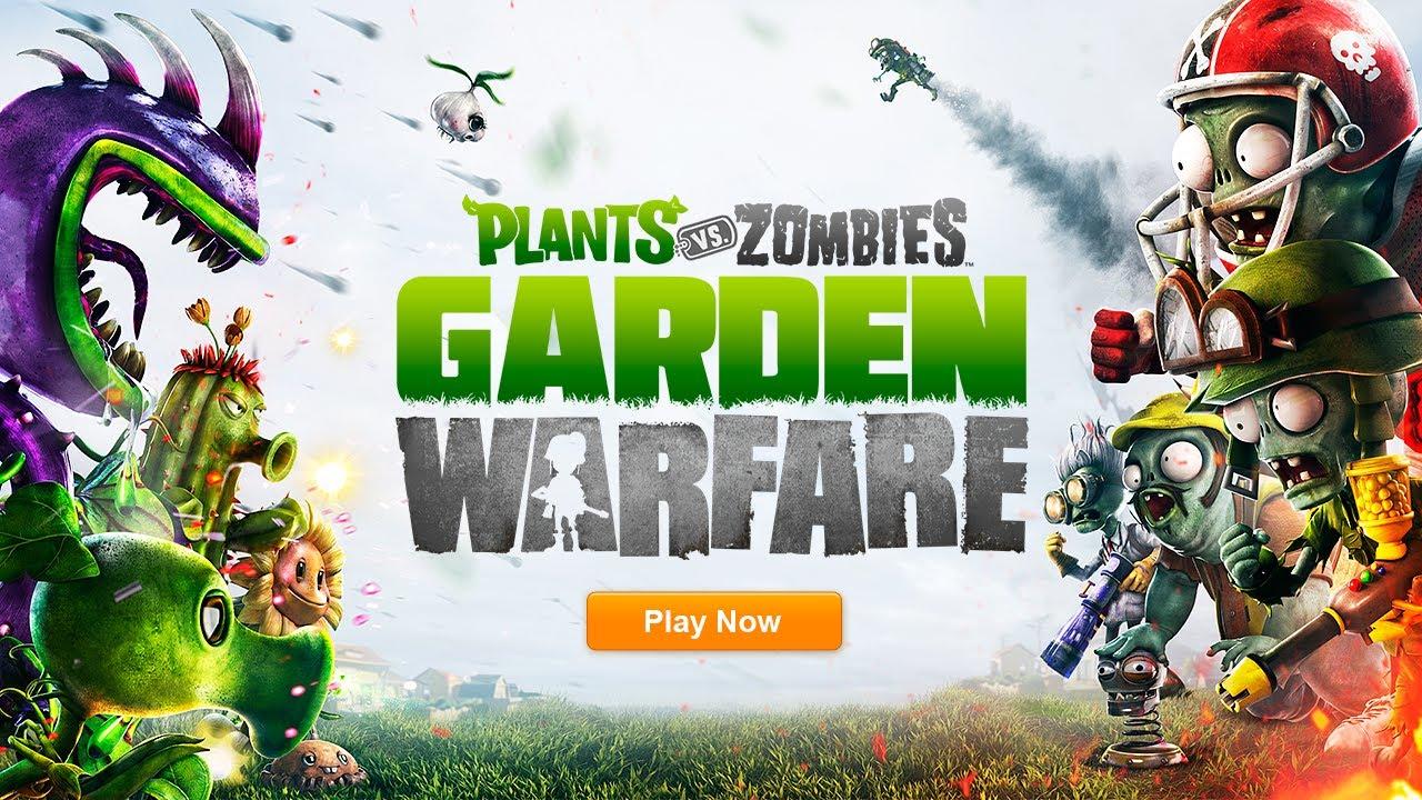 Garden Warfare PS4